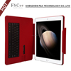 Premium shockproof hard PC shell bluetooth keyboard stand case for ipad smart cover for apple ipad air 1 2 3