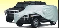waterproof and anti-UV jeep car cover