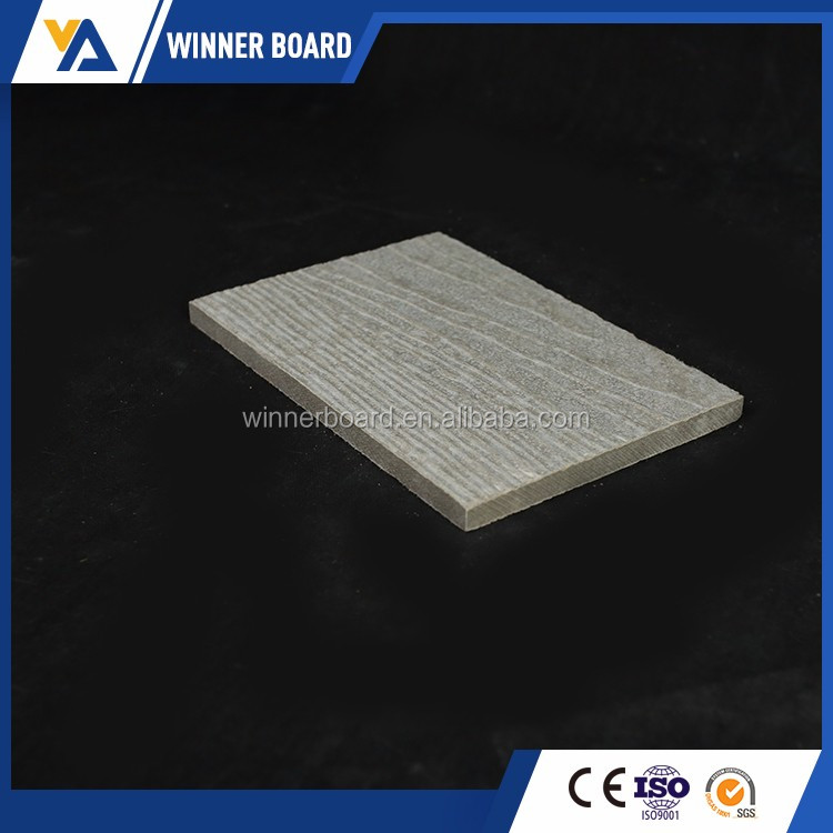 Wholesale cheese bread cutting custom wood grain fiber cement board