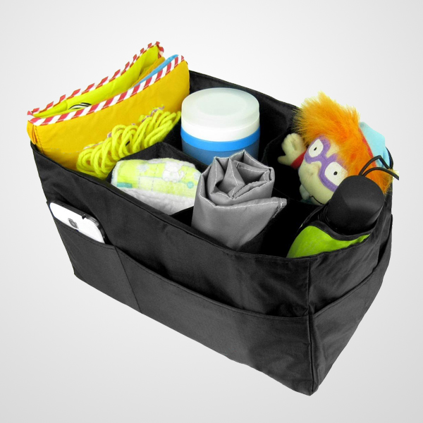 Durable Waterproof Material Diaper Bag Insert Organizer