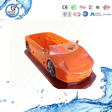 newly surfing swimming spa pool CAR with balboa controling system&brightful LED lights(BG-999)