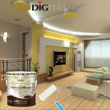 Super anti fouling superior adhesion interior wall paint