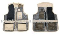Fishing Vests, life vests, fishing tackle, FV-011