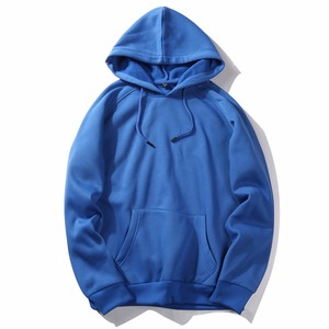 100% polyester plain crewneck hoodies and sweatshirts with kangaroo pocket