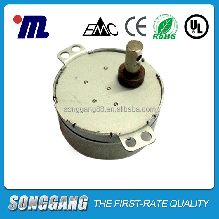 Electric Fireplace motor parts 240V CE Synchronous AC Motor SD-83-650