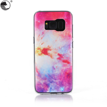 Protective tpu back cover cellphone case For Samsung S8