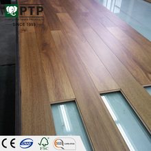 Acacia waterproof engineered wood flooring unfinished CE/FSC/CARB2 certificated
