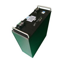 Green power 12v 200ah lithium ion solar battery with BMS