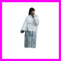 Hot Sell One Peice Adults Promotional Raincoat