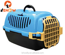 pet outdoor Dog Cat Plastic cage house airplane cage carrier