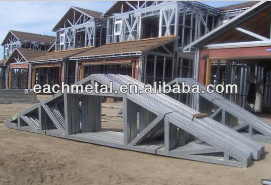 Lovely Easy Install Light Steel Roof Trusses   Buy Steel Truss,Steel Roof Truss  Design,Light Gauge Steel Roof Trusses Product On Alibaba.com