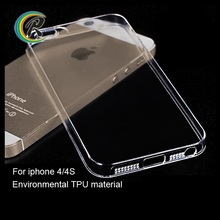 Smart Phones for iphone tpu case for iPhone 4s fashion wholesale phone case mobile phone shell