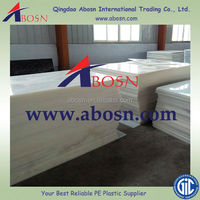 Tough and rigid hdpe plastics sheet/High impact and strength polymer sheet