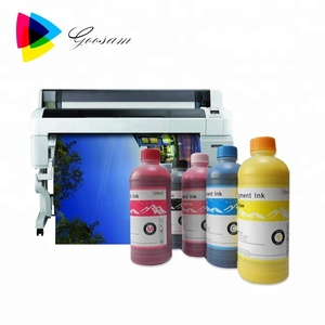 UV resistance pigment ink for Canon IPF PRO-6000 large format printer