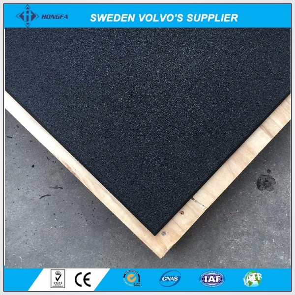 20mm Thick Crossfit Rubber Gym Flooring