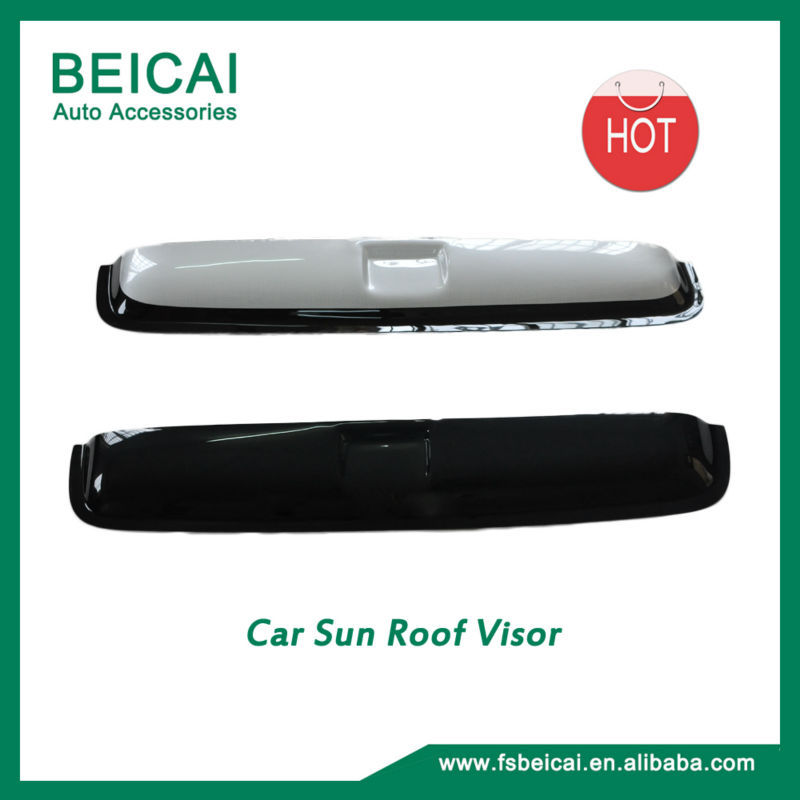 Universal Sunroof Deflectors Sunroof Visors