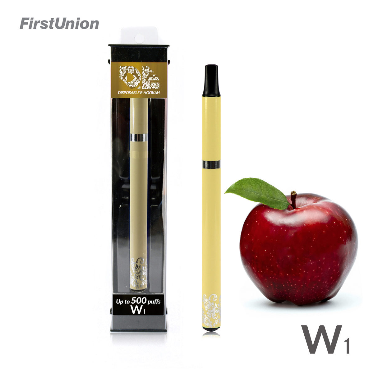 latest patented inventions premium e cigarette w1 fresh fruit flavors elektroniese sigaret