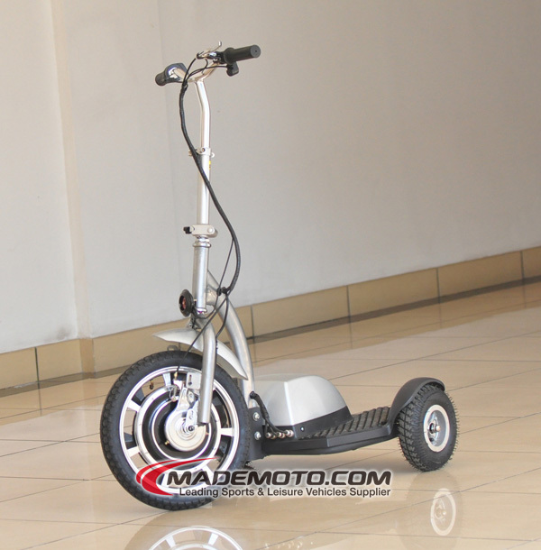 350W three wheel electric scooter