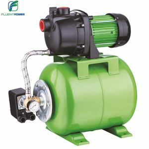 Plastic Head Household Garden Jet Pump With Pressure Tank