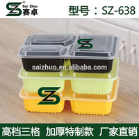 Hotsale Plastic Food Container With 3