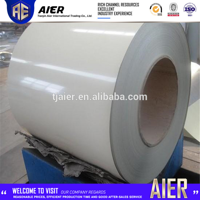 prepainted galvanized steel coil hs code china pvc film laminated steel sheet with high quality