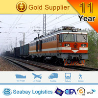 Railway transportation from China to Osh