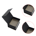 Custom logo printing matte small watch boxes cardboard gift boxes