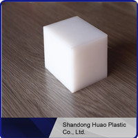 HDPE sheet/panel/board/plate manufacturer/high density polyethylene plastic sheet (HDPE) custom size and color