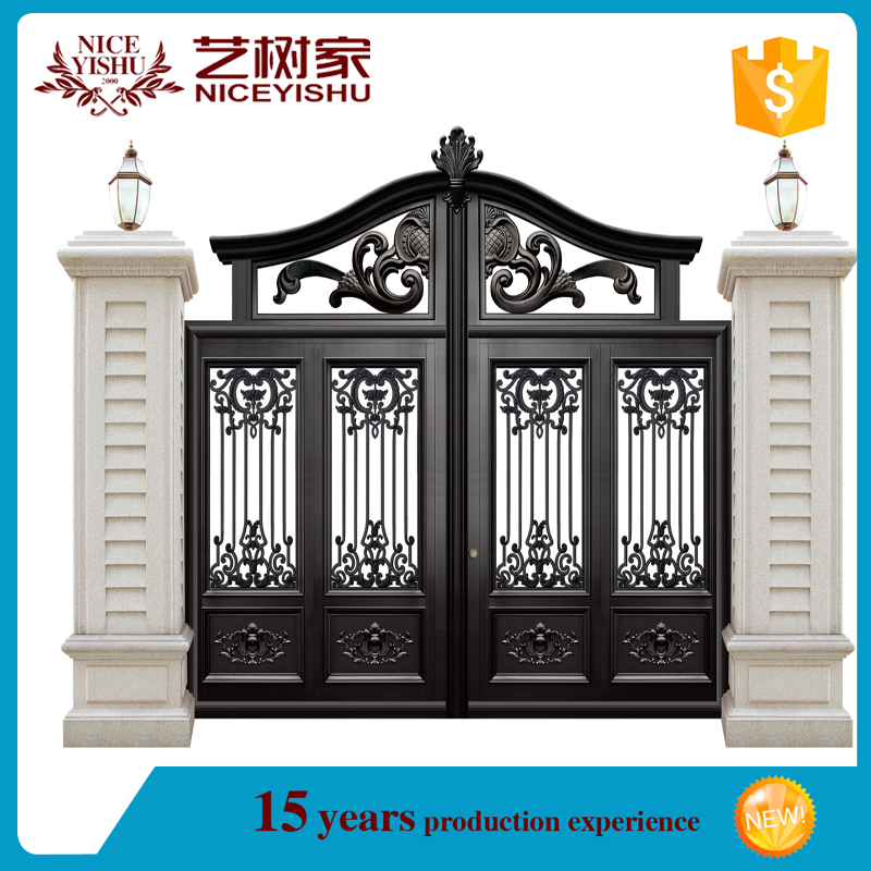 List manufacturers of aluminium gates main gate designs for Modern house gate designs philippines