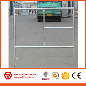 1219*914mm H type half Ladder frame scaffold made in China