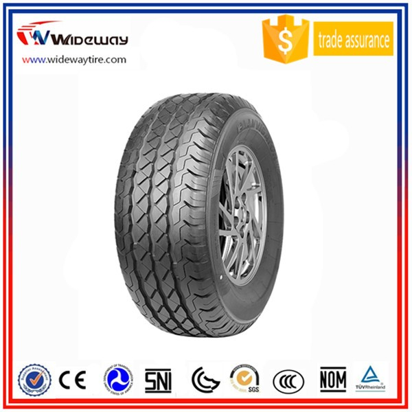 Rubber wheel high-performance car tyres