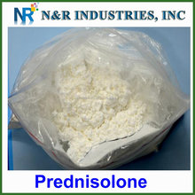 Pharmaceutical raw material steriod prednisolone/CAS:50-24-8