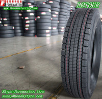 LOTOUR Brand truck and bus tires 10r22.5