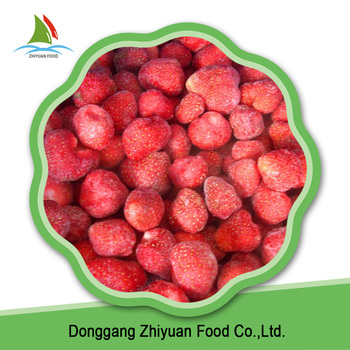 A-Grade Frozen Iqf Strawberry 15-- 25mm, 25--35mm