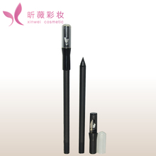Kajal inspired black color eyeliner with Pencil sharpener