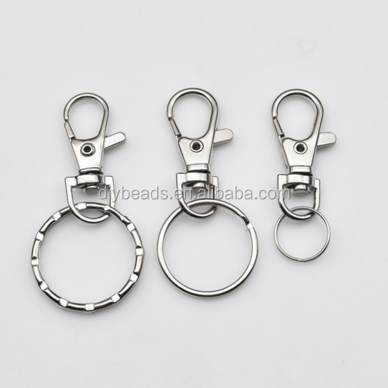 Factory price Custom alloy Swivel clasp Hook Lobster Clasps