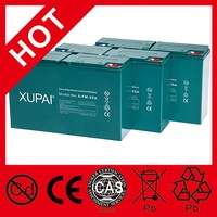 2015 OEM Available golf cart battery manufacture 12v 35ah