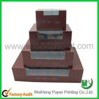 offer cake box design, swiss roll cake box