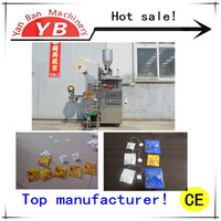 Good Price Shanghai YB 100T Automatic Tea/Coffee Bag Packing Machine With Tag,Thread and Outer Bag
