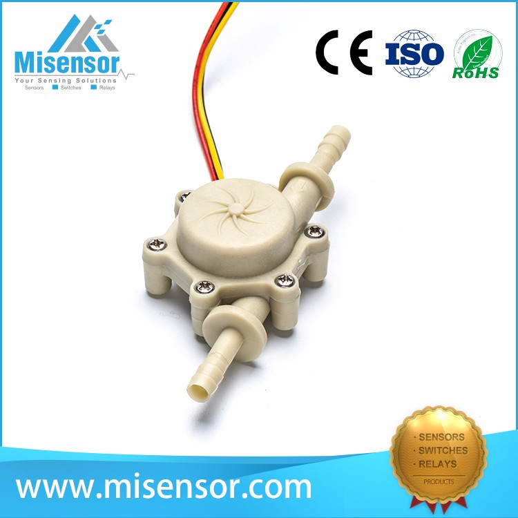 Misensor water mass air flow sensor