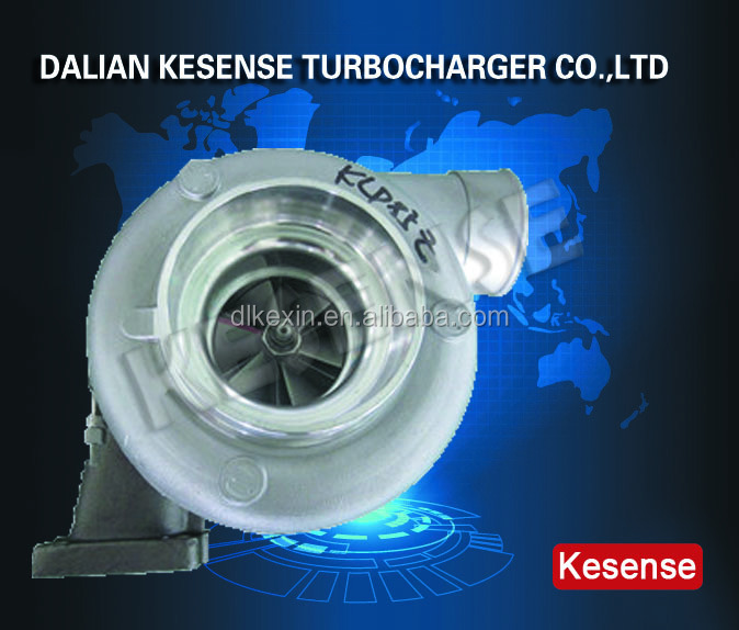 KLD85Z turbocharger 406130-0008 TE0644 406130-0007, 406130-0005