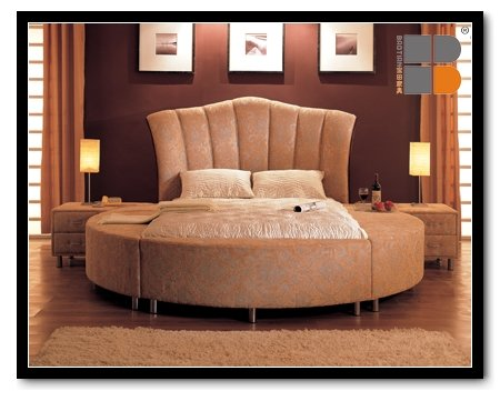 bed with bed stands royal round bed buy furniture bedroom sets round