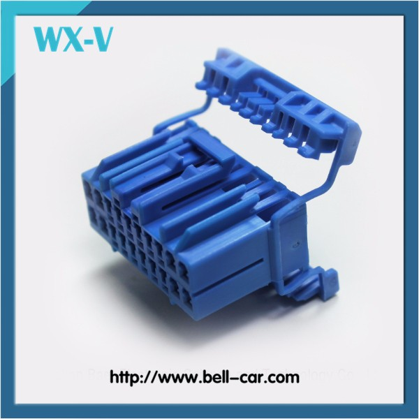 Free sample 20 pin Female automotive connector MX5-A-20S-C