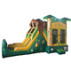 PVC Material Newest Monkey Jungle Inflatable Lovely Jumping Castle, Bouncer Outdoor Bouncer For Kids,Bounce House