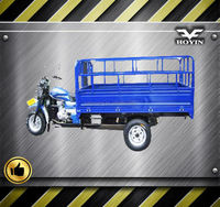 Popular 3 wheel cargo motor tricycle made in china