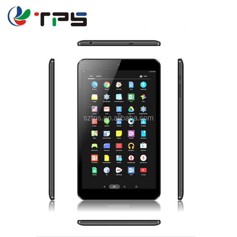 "8 inch tablet pc IPS MTK8163 2GB + 16GB Quad core 8"" Android 8.0 Tablet PC with FM HD MI GPS ,8inch tablet"