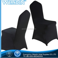 cheap wholesale banquet manufacter polyester/cotton parsons chair covers