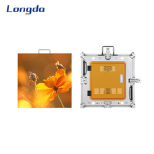 High definition die-casting aluminum cabinet P6.667 led video wall display panel
