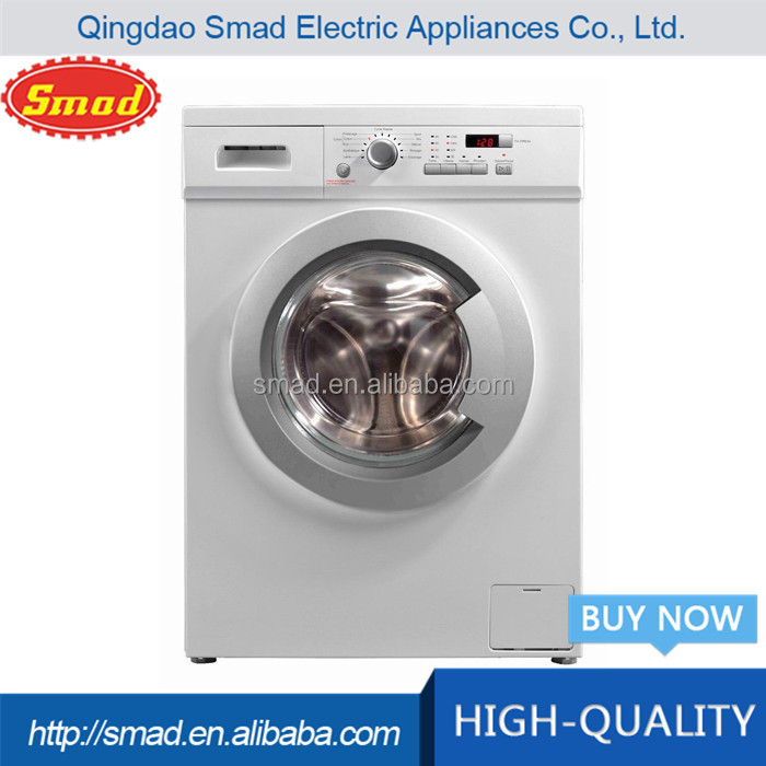 Hot sale 7KG Front Loading used commercial washing machines for sale