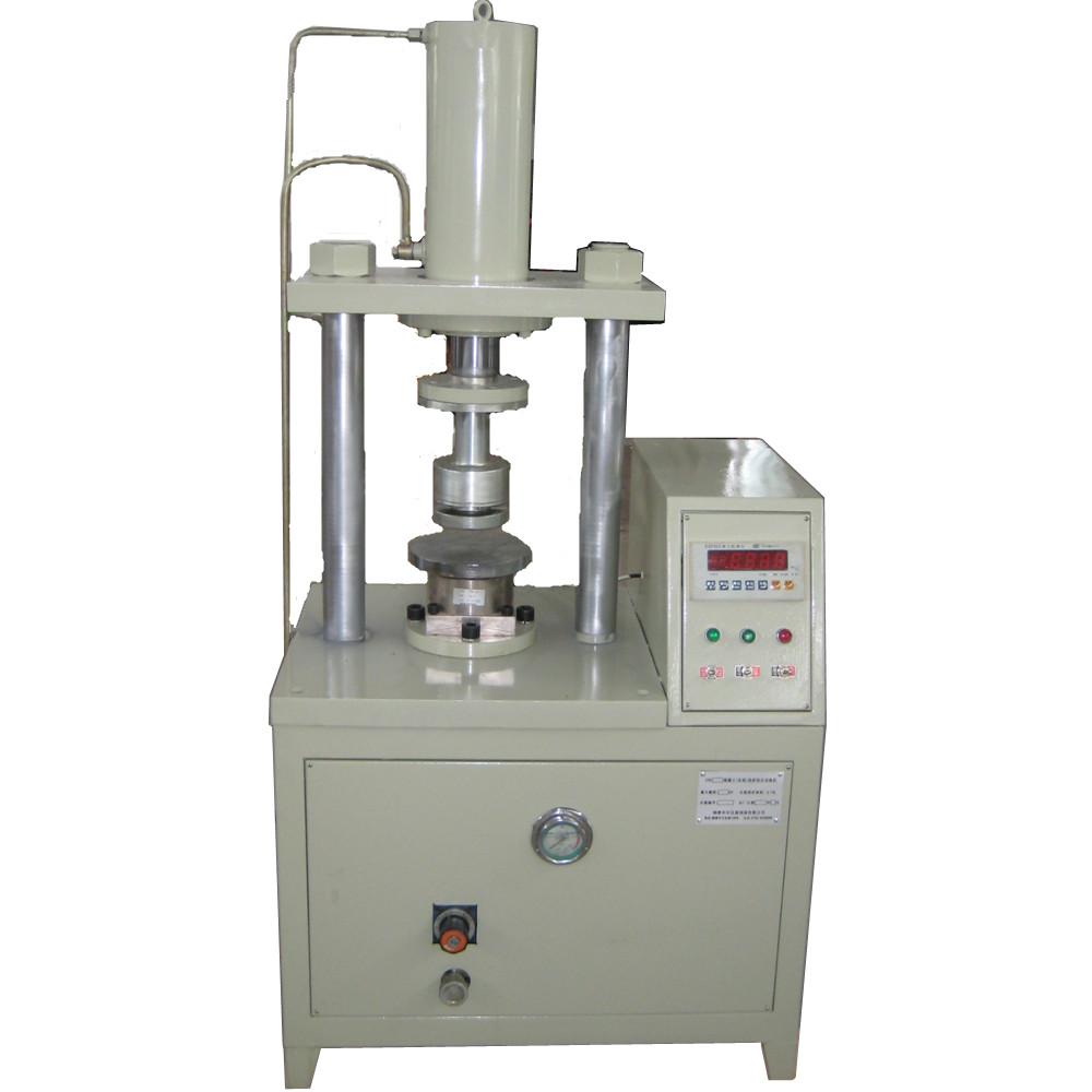 SKE Material Digital Display Compression Strength Testing Machine